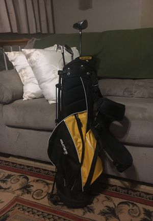 Golfmate Kids golf clubs and Wilson's driver for Sale in Austell, GA