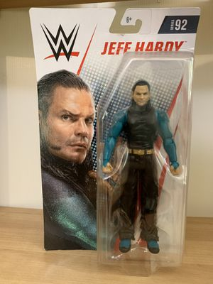 Jeff Hardy WWE Action figure for Sale in Costa Mesa, CA