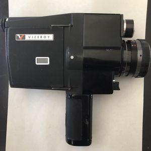 RARE Vintage Viceroy Auto Zoom 8mm Movie Camera for Sale in Murfreesboro, TN