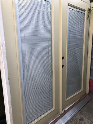 Double front door for Sale in Stockton, CA