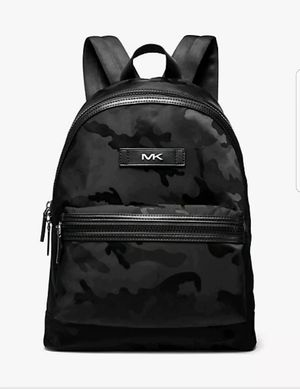 Authentic Michael Kors Mens backpack (new with tags) for Sale in Lincoln Acres, CA