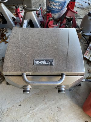 Nexgrill Portable Propane Grill for Sale in Purcellville, VA