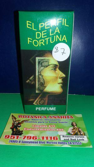Perfume de la fortuna for Sale in Moreno Valley, CA