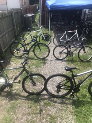 Trek, Cannondale, diamondback, Raleigh bikes for Sale in Linfield, PA