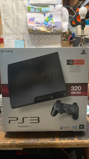 PS3 Use. Whit games 11 and move controller camara for Sale in Pompano Beach, FL