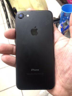 iPhone 7 32GB +Glass Screen Case for Sale in Boston, MA