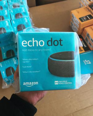 Echo Dot 3rd generation (1pcs) for Sale in South Hempstead, NY