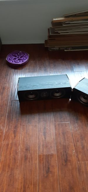 Polk Audio Center Channel for Sale in Port Orchard, WA