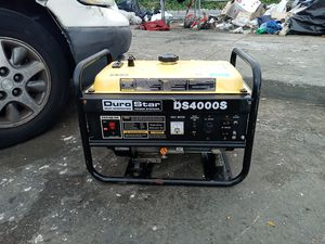 Durostar Next Generation Power Systems ds4000s generator for Sale in Oakland, CA