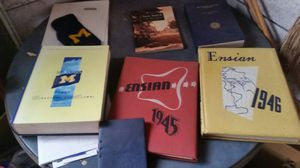 University of Michigan yearbooks and more for Sale in Grosse Pointe, MI