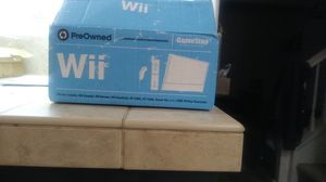 Complete Nintendo wii gaming system for Sale in Chula Vista, CA