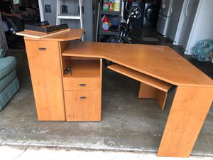 Work desk for Sale in Vista, CA