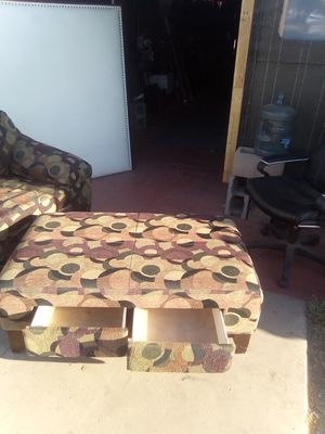 Love seat and ottoman brand new for Sale in Phoenix, AZ
