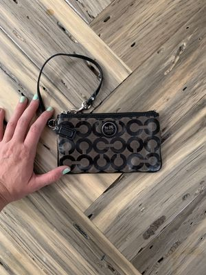 Real Coach wristlet! for Sale in Costa Mesa, CA