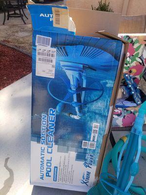 Pool vacuum for Sale in Fontana, CA