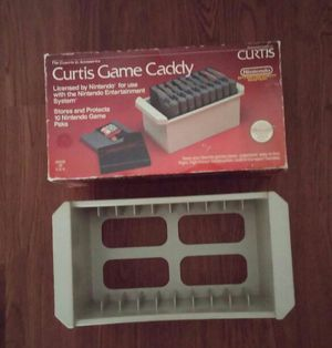 NES Curtis Game Caddy for Sale in Gaithersburg, MD