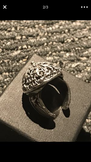 Cini vintage ring 925 sterling Woman ring for Sale in Silver Spring, MD