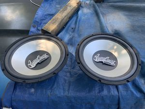 2-12 inch subwoofers.. for Sale in Wheaton, MD
