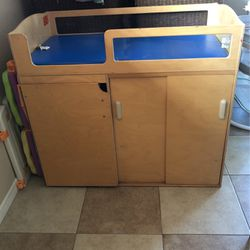 Changing table with steps for Sale in Fremont,  CA