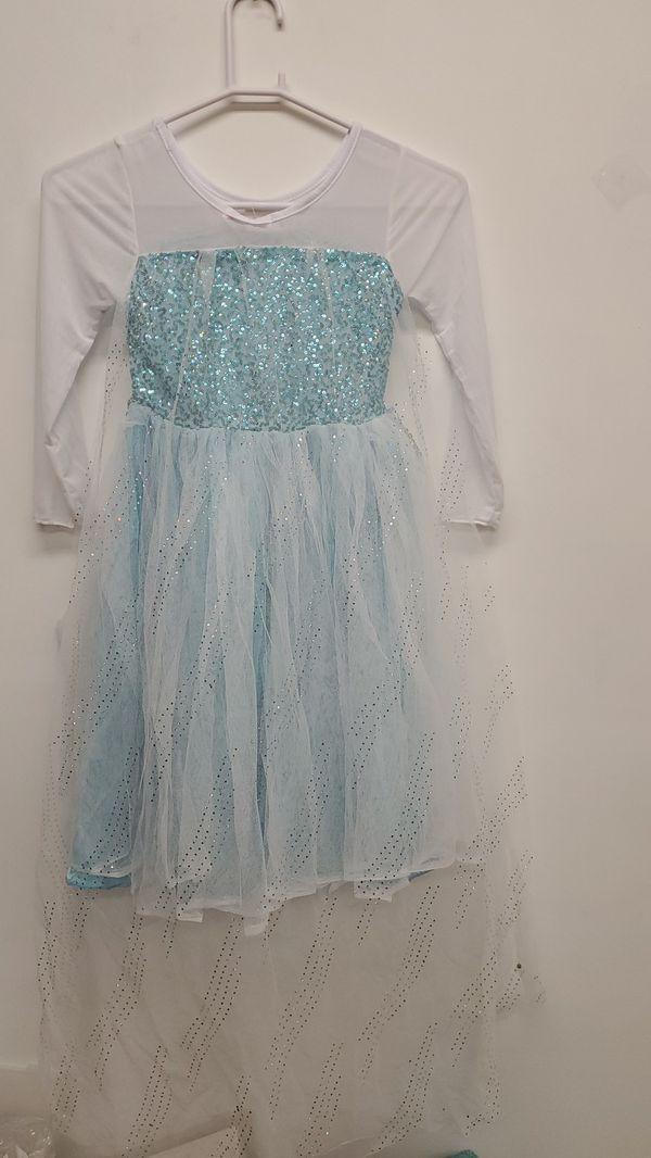 Princess Elsa Dress