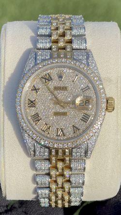 Rolex Datejust Icedout w/ Diamonds for Sale in Phoenix,  AZ