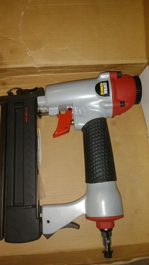 Nailer/finisher nail gun nwvwr been used for Sale in San Antonio, TX