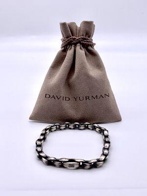 David Yurman Elongated 6mm Box Chain for Sale in Brooklyn, NY