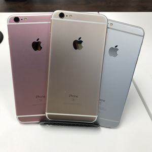 Apple iPhone 6s Plus Unlocked for Sale in Tacoma, WA