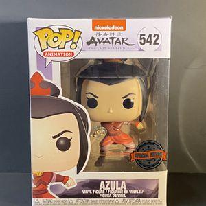 ⚡️ Funko POP! ⚡️ Avatar Last Airbender Azula 542 Special Edition In Hand + Case for Sale in Boca Raton, FL