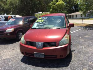2004 Nissan Quest for Sale in Lakeland, FL