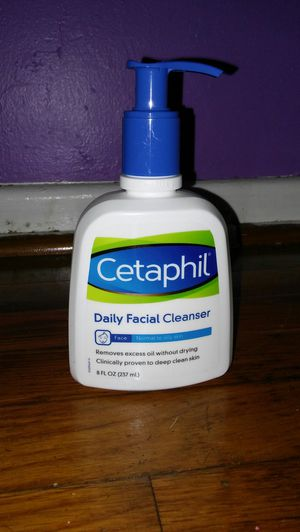 Cetaphil cleanser for Sale in Glenarden, MD