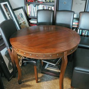 Industrial/Rustic Dining Table for Sale in Hillsboro, OR