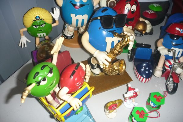M&M's small collection