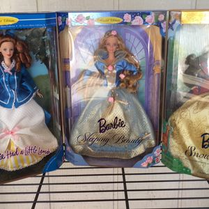 Story Book Collector Barbie Dolls for Sale in Peoria, AZ