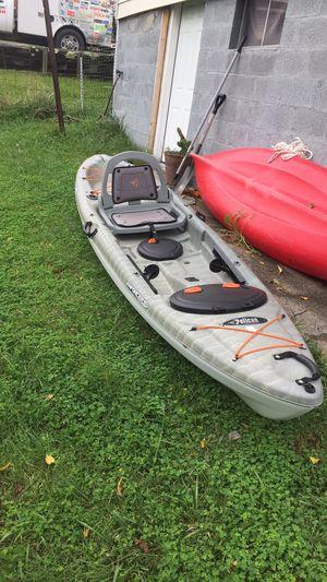12 ft Pelican Enforcer 120x Angler Kayak for Sale in Beckley, WV