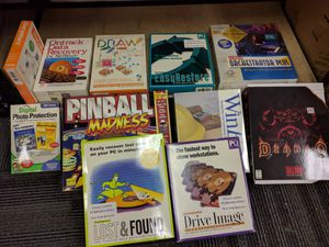 Old Computer Software for Sale in Chandler, AZ