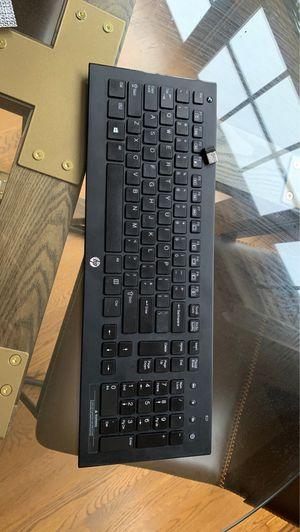 HP wireless elite keyboard for Sale in Wesley Chapel, NC