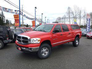 2006 Dodge Ram 3500 for Sale in Everett, WA