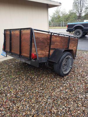 5×7trailer for Sale in Redding, CA