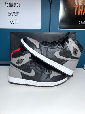 Nike Air Jordan 1 Retro Shadow Size 10.5 for Sale in Lynwood, CA
