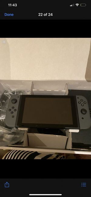 Nintendo switch never been used for Sale in Happy Valley, OR