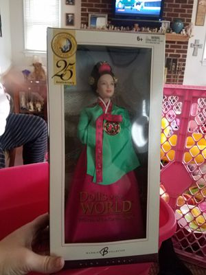 Dolls of the world collection for Sale in Alexandria, VA