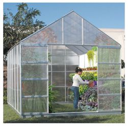 NEW (still in the box) Greenhouse 10 Ft. X 12 Ft. With 4 Vents for Sale in Virginia Beach,  VA