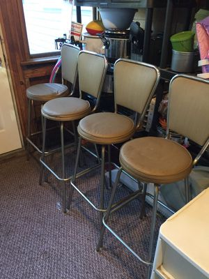 Retro bar stools for Sale in Haverhill, MA
