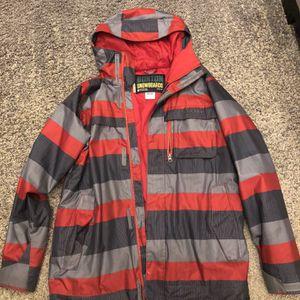 Burton Ski Jacket (men's Medium) for Sale in Clarence Center, NY
