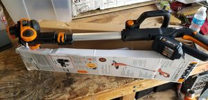 Worx 20 volt trimmer for Sale in Las Vegas, NV