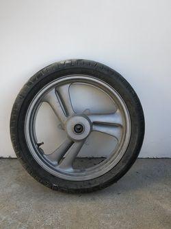 Honda Hawk NT 650 Motorcycle Rear Wheel for Sale in Los Angeles,  CA