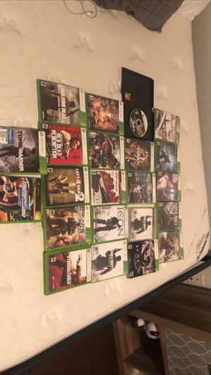 Xbox 360 Games for Sale in Victorville, CA