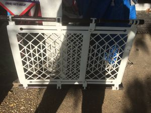 Adjustable safety gate up to 4 foot only 20 firm for Sale in Severn, MD
