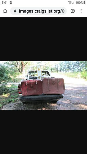PAIR OF SUITCASES for Sale in Lynchburg, VA